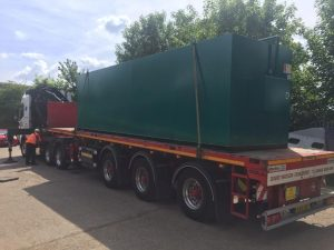 New 26000 Litre BS Type J Tank Completed and on its way to